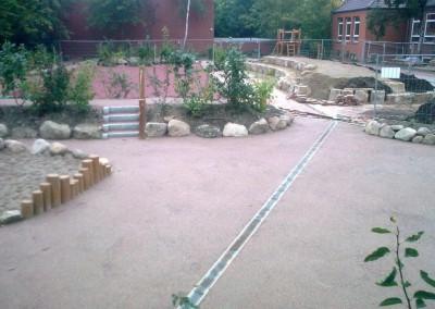 Schulhofumgestaltung Surendorf